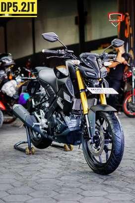 Yamaha MT 15-2019, Kilometer 4rb-Kredit Murah, Mustika Motoshop