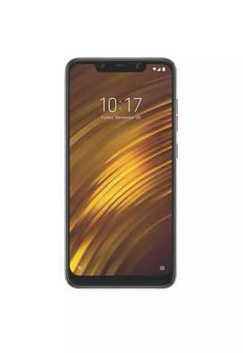 Poco F1 (6 GB 128 GB RED) 1 month old