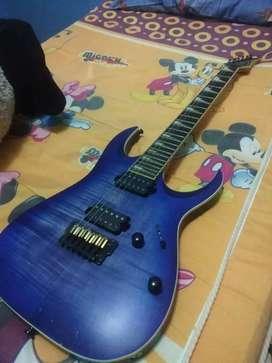 Gitar ibanez RGA