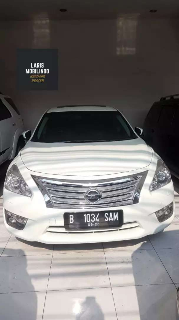 Nissan Teana 2.5 XV A/T 2015 with BOSE sound system 0