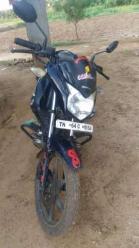 Honda CB twister very excellent condition