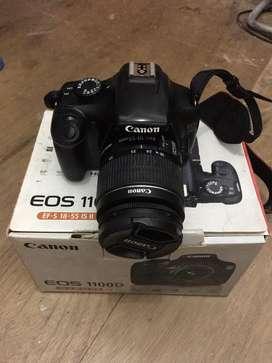 Dslr Canon 1100D Fullshet Jual Cepat