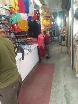 Shop for sale in Paltan Bajar Deepak market