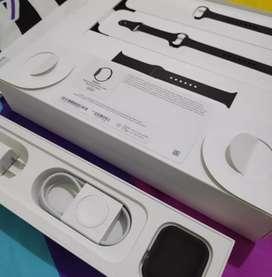 apple Watch Series 4 44mm Fullset Original Garansi Panjang Siap Pakai