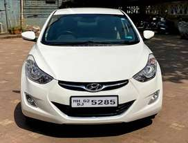 Hyundai Elantra 1.6 SX Optional Automatic, 2014, Petrol