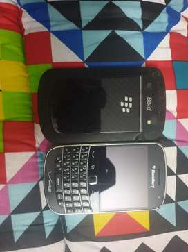 BlackBerry Bold 4 A + Stock without Battery