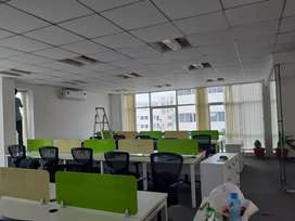 25000sft plug n play fully furnished Office space rent madhapur