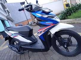 Honda Beat FI CBS 2019 KM 4 RB Superb Istimewa Cash & Kredit