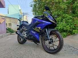 Yamaha R15 V3 Racing Blue