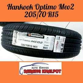 Ready Ban Mobil Baru 205/70 R15 Hankook Optimo Hilux Promo