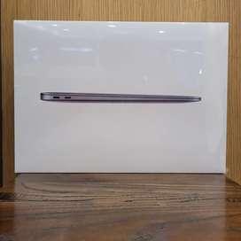 Macbook Air M1 2020 256GB Gray Garansi iBox