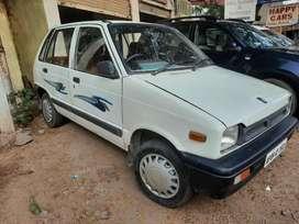 Maruti Suzuki 800 AC Uniq, 1993, Petrol