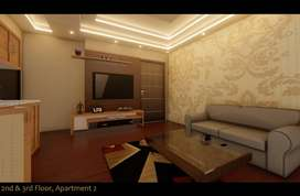 1 Bed Furnish Luxury Apartment For Sale On Installments In Bahria Town