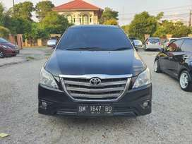 Toyota Kijang Innova G 2.0 manual 2015 bensin