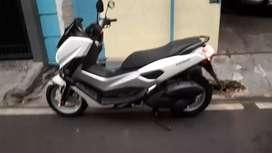 Yamaha nmax full aksesoris