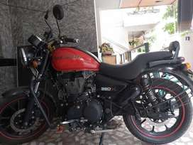 It is a 2 year old bike with very good maintenance