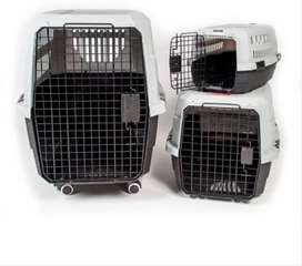 Used Dog case - Airplane approved- negotiable