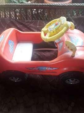 Ride along Manual Car for Kids