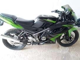 Kawasaki Ninja RR 2015