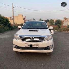 Toyota Fortuner 2011 Diesel Good Condition