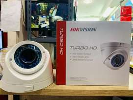 Paket Pasang Cctv 5MP 2MP Merk Hikvision Dahua Turbo HD Terlengkap
