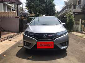 Honda Jazz RS 2017 A/T Silver