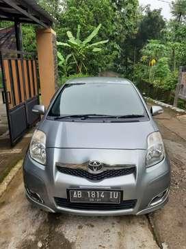 Toyota YARIS E MT 2010