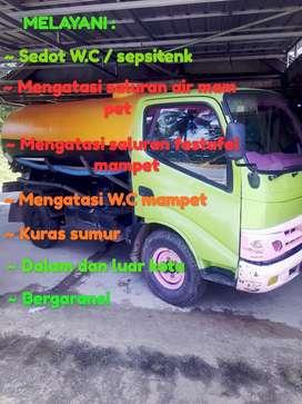 Jasa Sedot W.C Dan Atasi Mampet Lampung