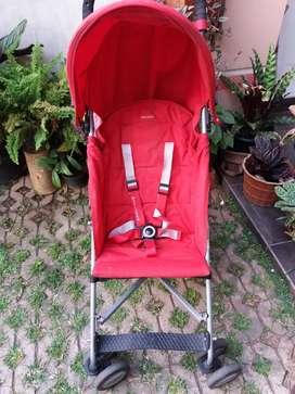 Stroller MacLaren Red