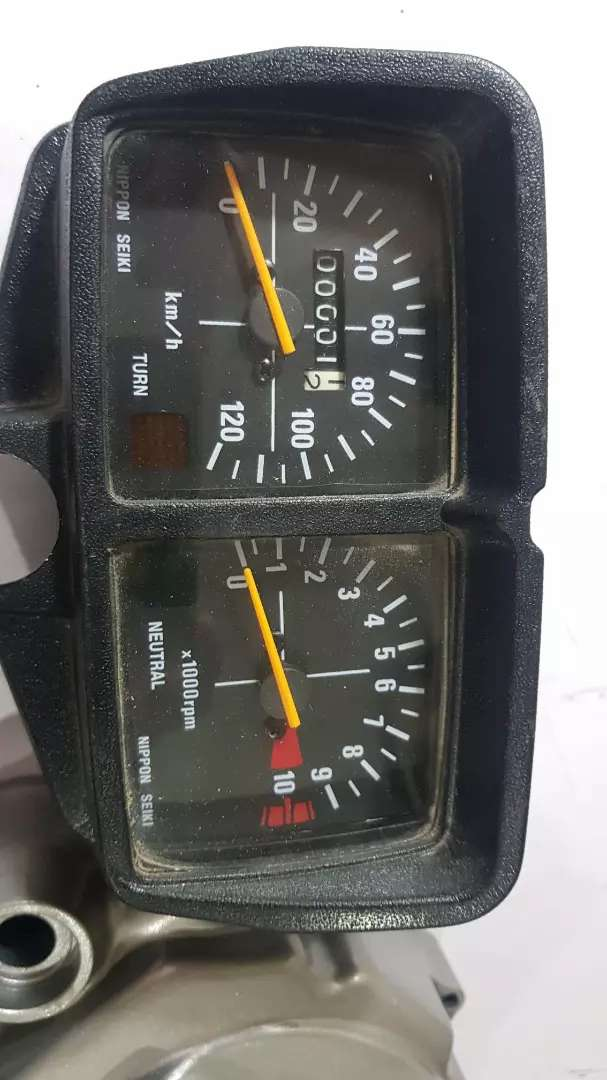 1996 original meters, down model side indicators and 2010pack tanki 0