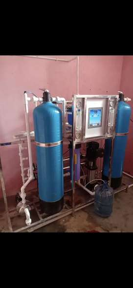 COMMERCIAL WATER PLANT & CHILLER ONLY 250000