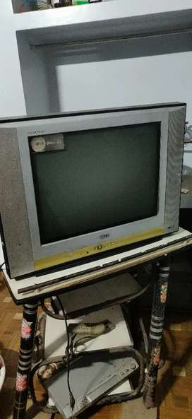 Lg colour tv in working condition