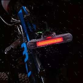 Lampu Sepeda Led belakang waterproof