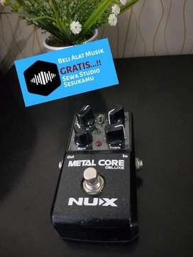 Promo Juni Nux Metalcore Efek 2nd