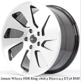 AMAZE WA025 HSR R18X85 H5X114,3 ET38 BMF