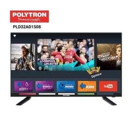 SMART TV Polytron 32 inch TV ANDROID INTERNET PLD-32AD1508