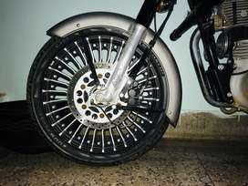 Perfect alloys in best condition 2 months old