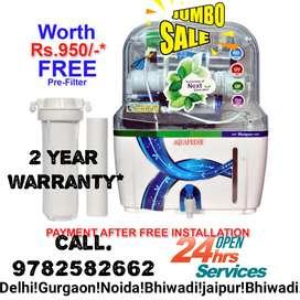 Last sale of week Ro water purifier