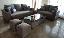 New sofa at reasonable price any where delivery in goa