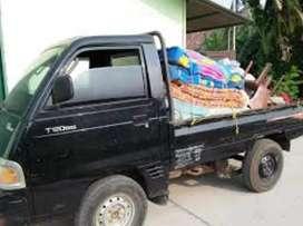 Truk engkel CDE & sewa mobil losbak jasa pindahan mobil bak pick up