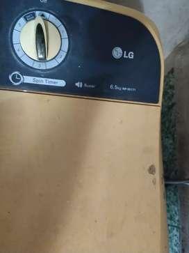 Semi automati washing machine