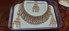 Pitch colour full jewellary set