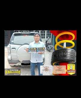 Peredam Guncangan Mobil BALANCE Sport Damper dari CV Aulia Pratama