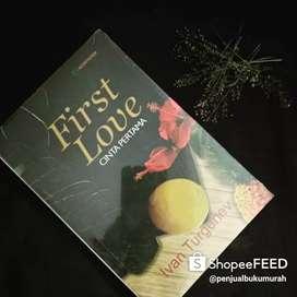 Novel first Love