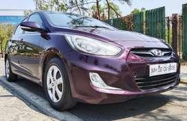 Hyundai Fluidic Verna 1.6 VTVT S, 2013, Petrol