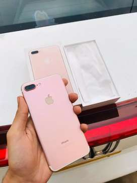 Apple iPhone 7 plus 128gb pta approved