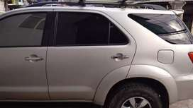Toyota fortuner 2.7 g a/t tahun 2008