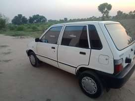 mehran urgent for sale