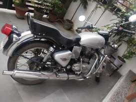 Bullet Electra 350 CC very less driven. Very good condition.