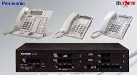 Pabx Panasonic KXTA616 Kapasitas 6 Line 24 Extention 0